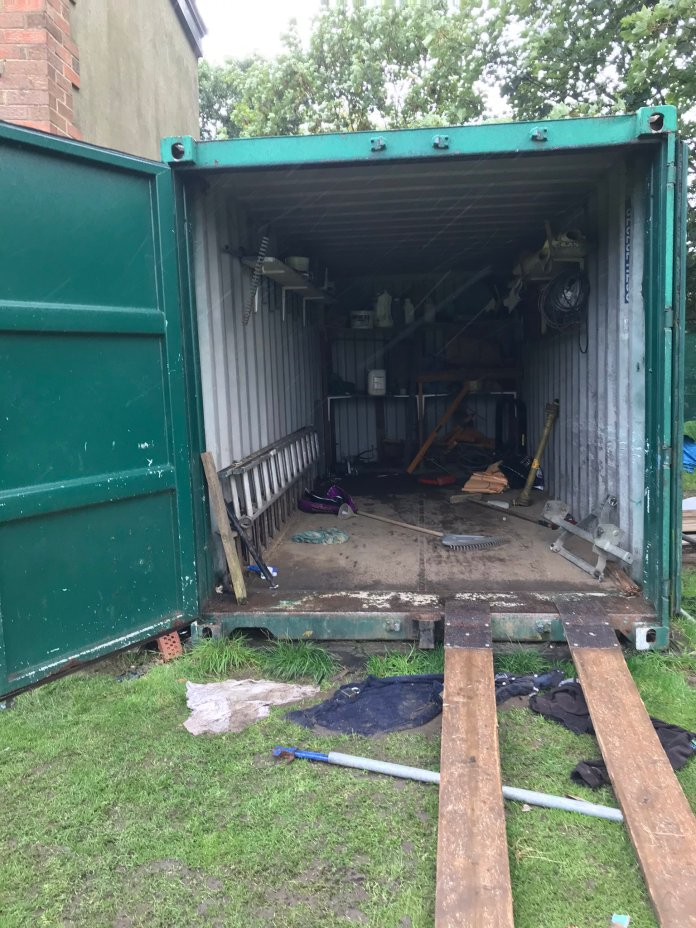 Kirkstall: Burglary-hit cricket club apply for new gate to keep out thieves