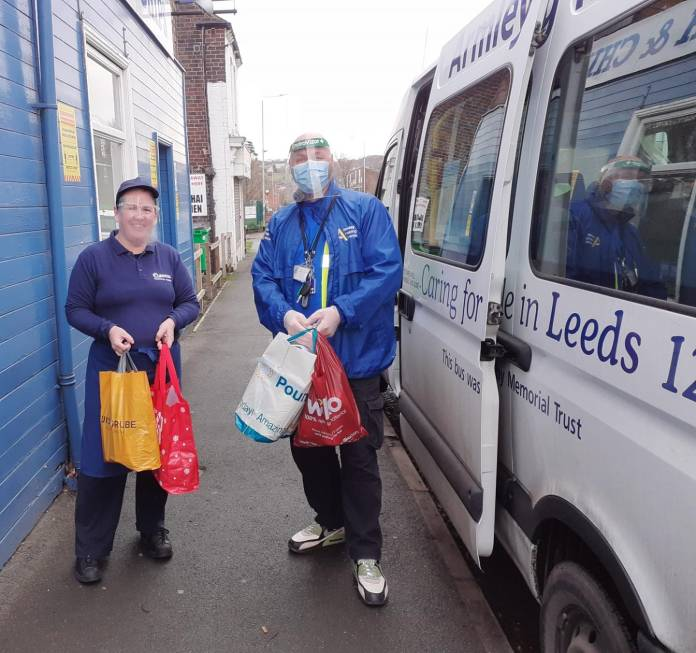 Spread a Little Happiness – a community movement to reduce loneliness for older people in Armley and Wortley