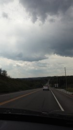 Heavy clouds in sight...