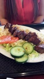 Afghani Cuisine: Lamb