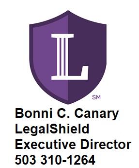 LegalShield Bonni C. Canary