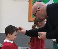 Special Assembly – Ash Wednesday
