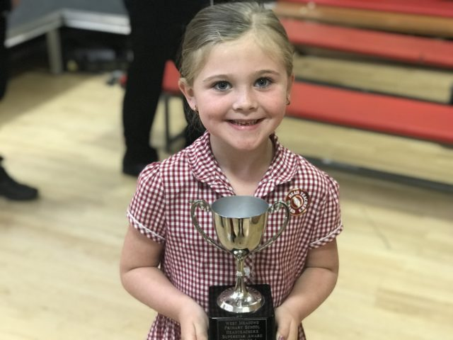 Headteacher's Superstar Award