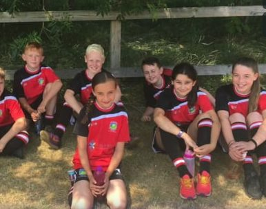 Key Stage 2 Rounders