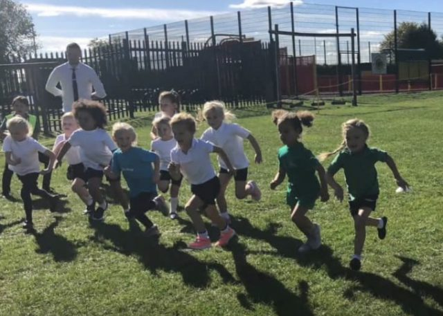 Key Stage One Cross Country