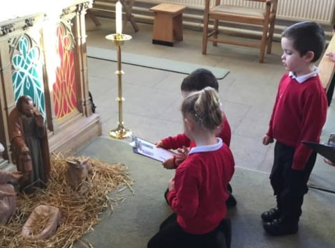 EYFS 2 Visit Church