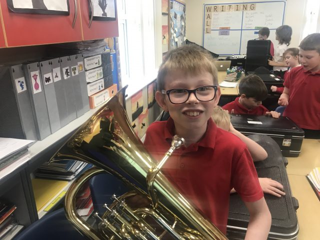 Barnsley Junior Band