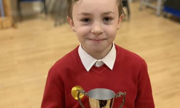 Headteacher's Superstar Award Winners