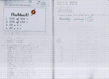 Yr 5 Maths 2