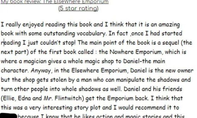 Reading Reviews