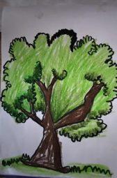 Tree Artwork 3