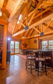 Great Room 2 Pentwater Michigan Cabin