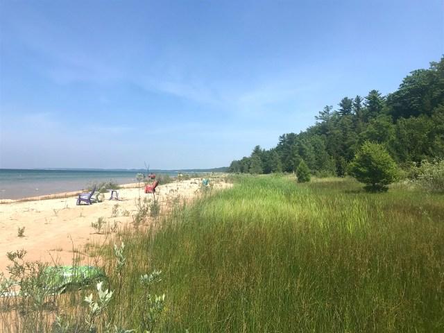 Ridge Road Cottage Beach 3 Mears Michigan Pentwater Michigan