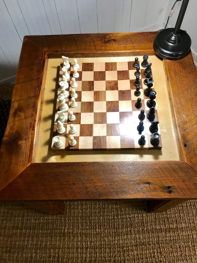Parasail Cottage Game Table