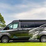 Lifelong Ford Fan Builds Dream 77 000 Transit Custom Campervan West Midlands Connected