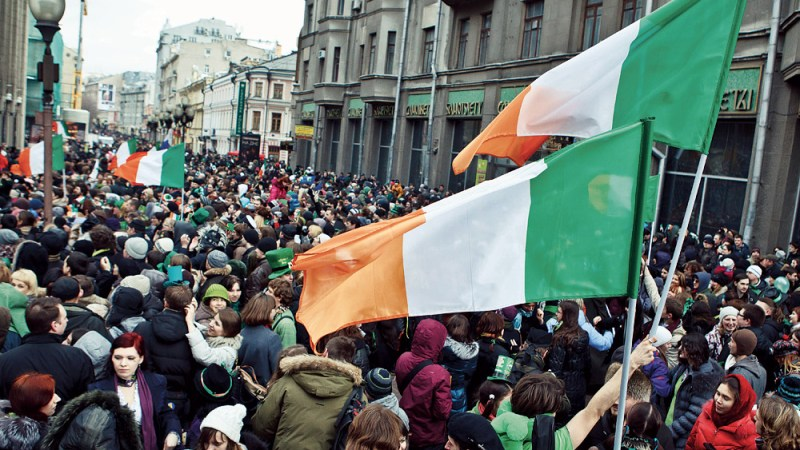 St Patricks Day Parade diversions – Sunday 11th March 2018