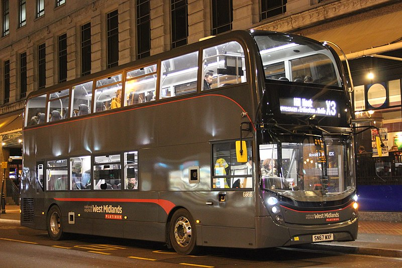 More new buses – 82 and 87 next for Platinum