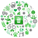 Trash and Recycling ARE on schedule