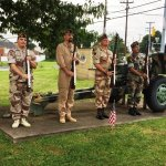 West Mifflin Community and Veterans Help Remember 9/11