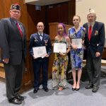 $1,000 In Scholarships Awarded By West Miffin VFW