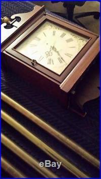 Rare/vintage Rittenhouse Westminster Door Chime Clock