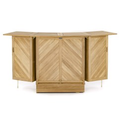 Teak Bar Table And Chairs Circle Chair Target All Weather Sets Westminster Furniture