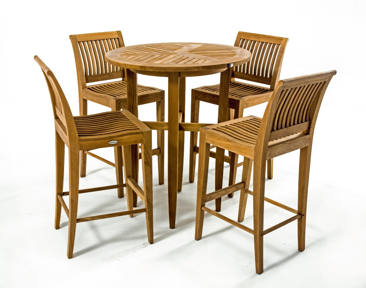 teak bar table and chairs kitchen tables for sale laguna stool set westminster