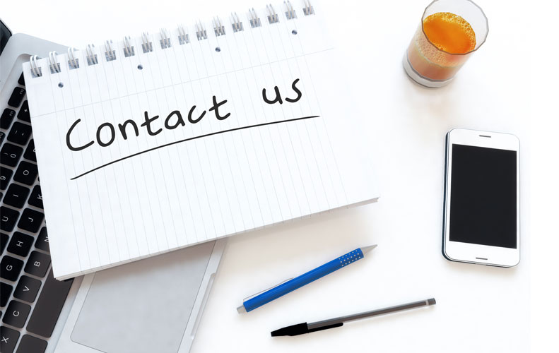 Contact Us - Leads to Contact Form