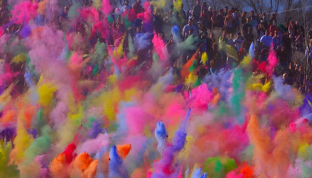 Holi: Not just a Hindu festival anymore