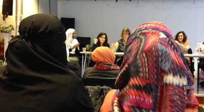 Rise of Islamophobia attacks on Muslim women in London