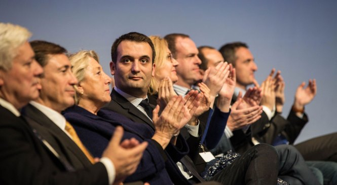 French public's ignorance of EU behind far-right party's rise