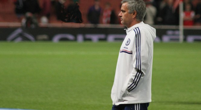 Champions League draw sees Mourinho pressure build