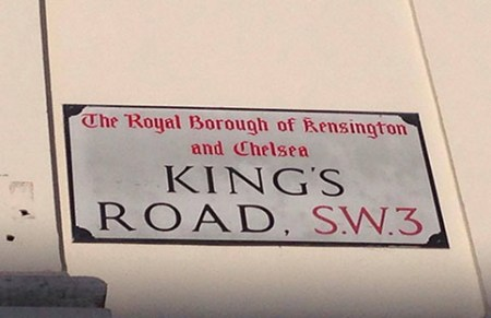 London King's Road. Photo: Shirly Bumaguin