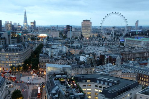 London will become a city of renters in a generation. Credit to Christine Matthwes www.geograph.org.uk