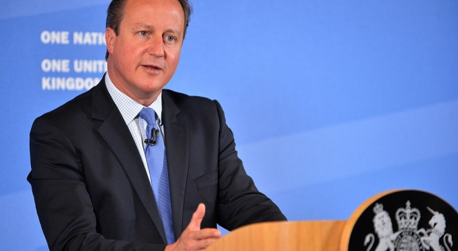 Cameron looks for EU-UK deal backing