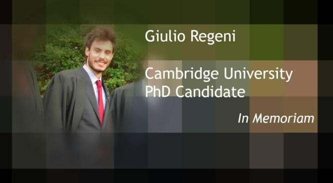 Britons react to the death of Giulio Regeni
