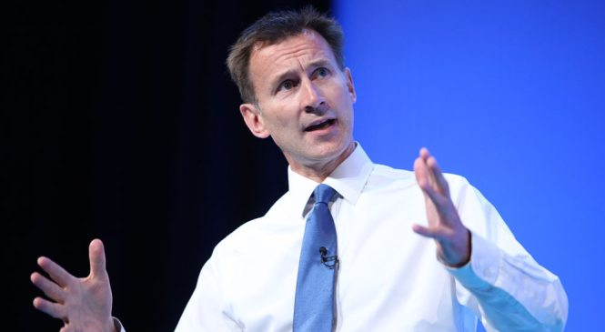 Jeremy Hunt summoned to Commons on misplacement of NHS patient data