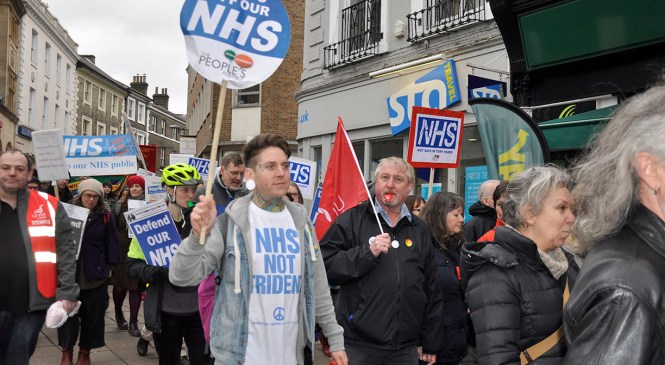 What's to blame for the NHS crisis?