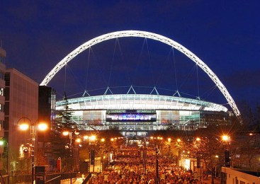 Sold out match-up at Wembley between England and Brazil
