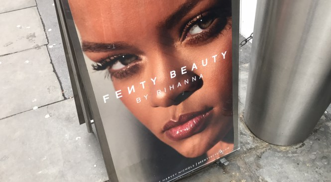 Fenty Beauty is one of 2017's best inventions