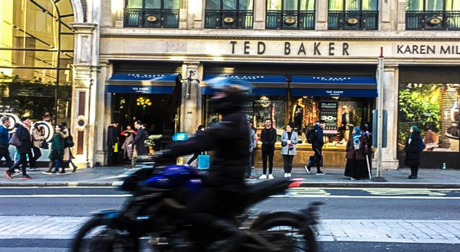Ted Baker ignored staff warnings about 'sketchy' inventory record in May 2018
