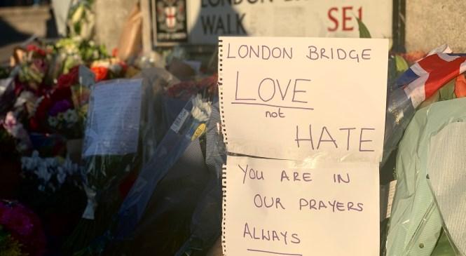 London Bridge attack: Jack Merritt's best friend pays tribute on Twitter