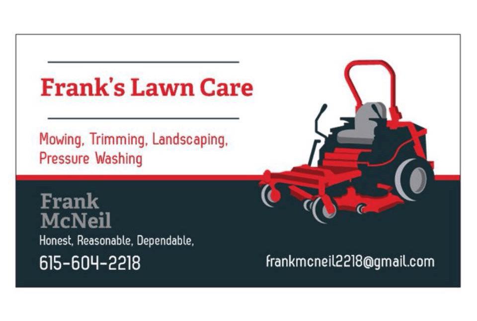 Frank's Lawn Care