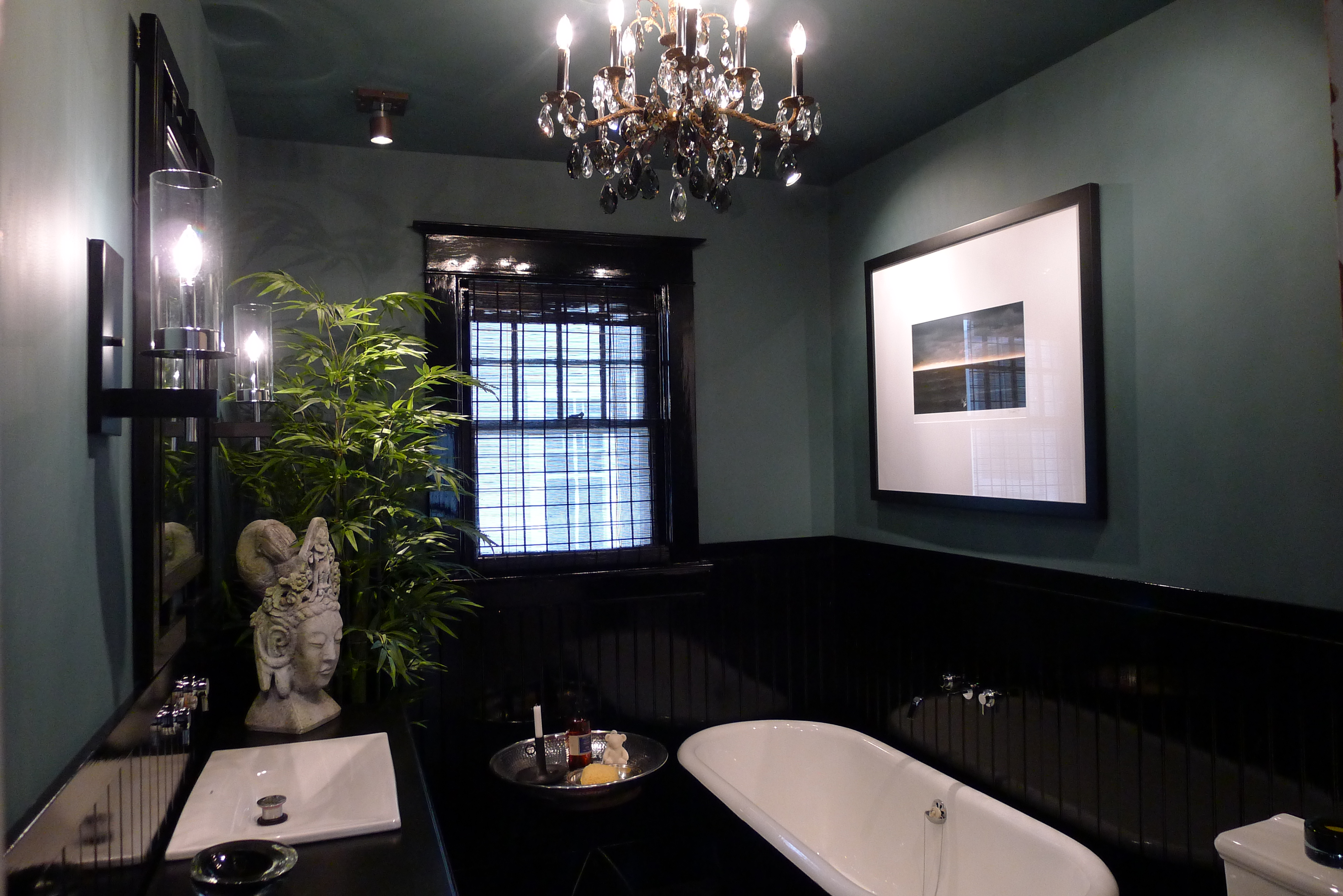 Two fully renovated bathrooms  11014 125 St Edmonton Canada