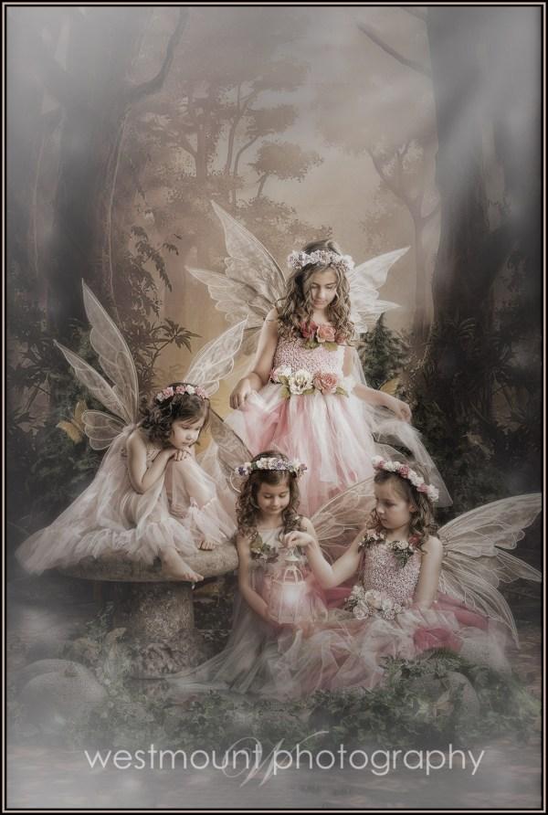 Fairy Portraits - Sudbury Wedding Baby