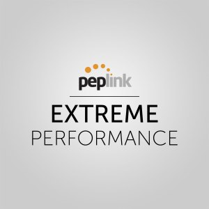 Peplink Extreme Performance