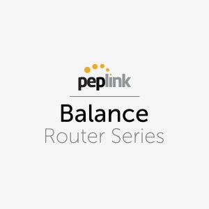 Peplink - Balance Router Series