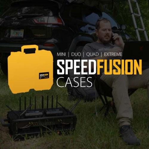 SpeedFusion Cases