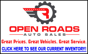 Open Roads Auto Sales