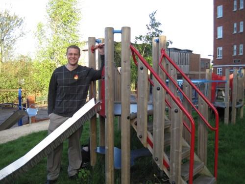 York Hill Playground